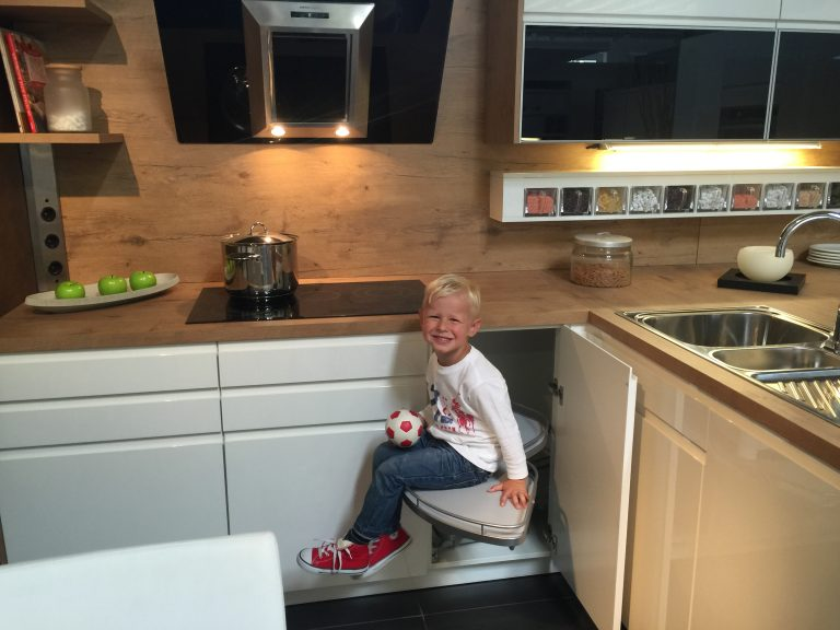 Unsere Küchen sind auch Kindertauglich!