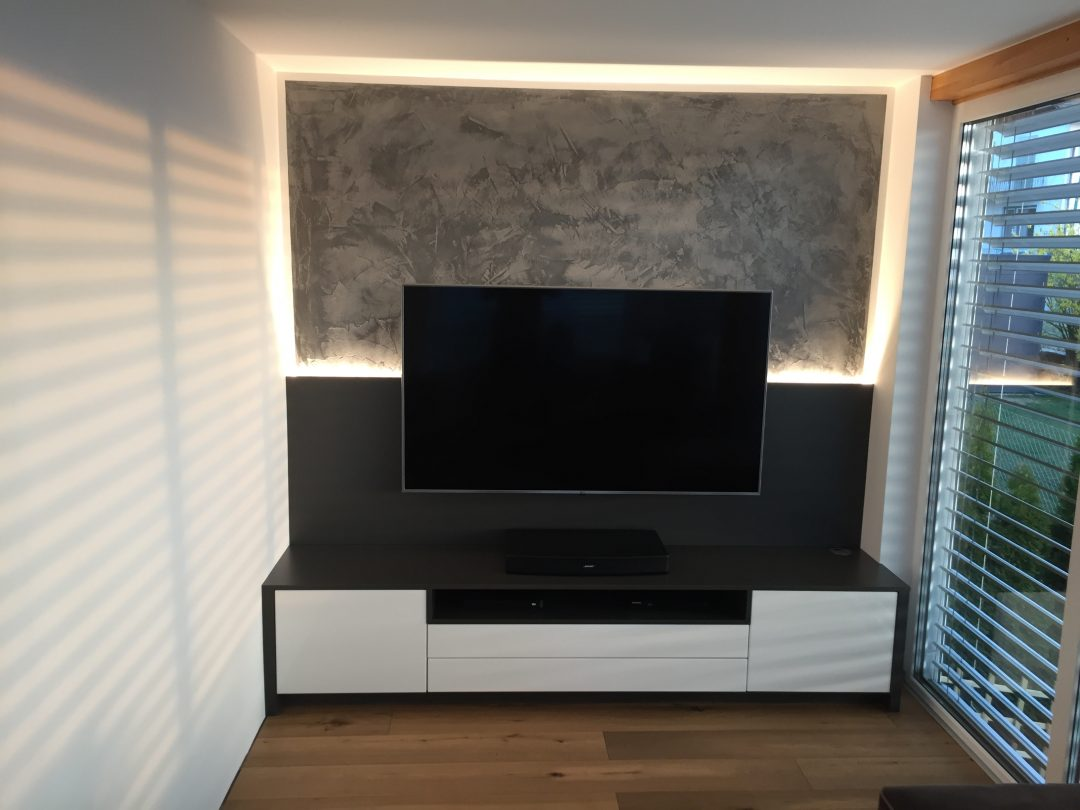 Elegante TV Lösung (Völkermarkt)